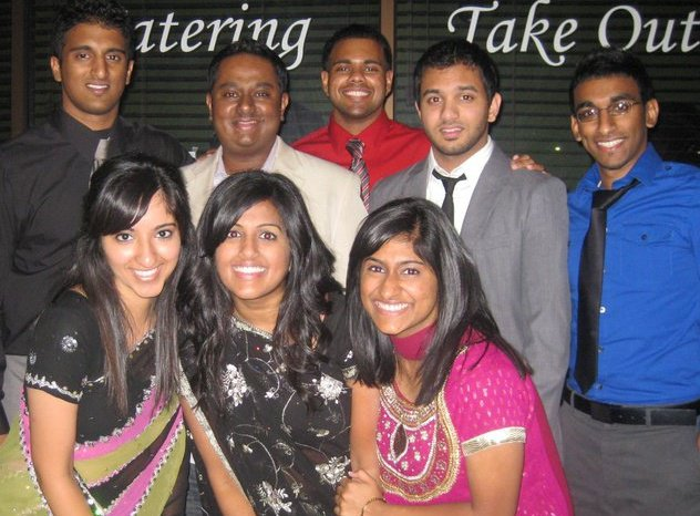 InterVarsity South Asian Student Leaders