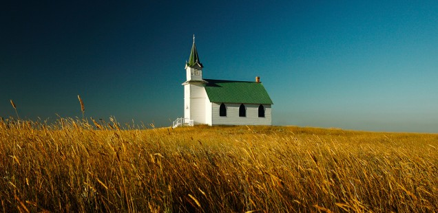 DO YOU WANT TO GIVE UP ON CHURCH?
