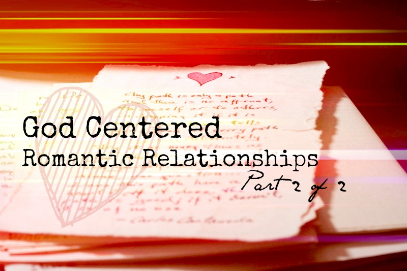 god centered dating relationship Relationship god centered birthday gifts for men who like heavy metal facebook problem with relationship status what is god-centered dating relationship.
