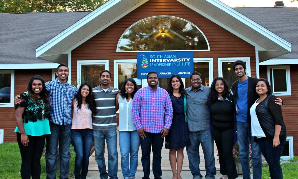 InterVarsity South Asian American Staff