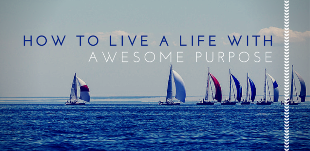#024: How to Live a Life with Awesome Purpose (Part 2 of 2) [PODCAST]